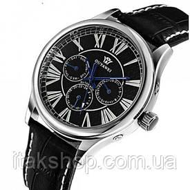 Мужские наручные часы Ouwei Walker Black