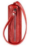 Ключница кожаная BlankNote BN-KL-3-rubin красный