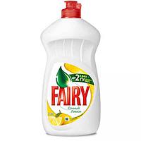 Засіб для посуду FAIRY, 500мл, Соковитий лимон