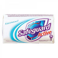 Мило туалетне SAFEGUARD, 90г, Класичний