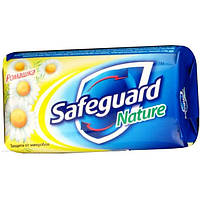 Мило туалетне SAFEGUARD, 90г, Ромашка