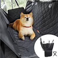 Чехол-гамак для перевозки собак в автомобиле (АО-502)