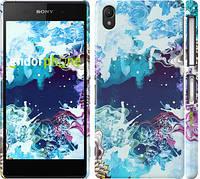 """Чехол на Sony Xperia Z2 D6502/D6503 Цветной узор """"2830c-43"""""""