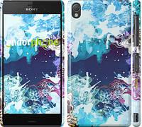"""Чехол на Sony Xperia Z3 dual D6633 Цветной узор """"2830c-59"""""""