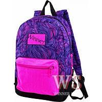Рюкзак школьный для девочек Winner 167