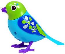 Интерактивная птичка DigiBirds - АТТРАКЦИОН КРИСТАЛЛА домик, качели, свисток, фото 2