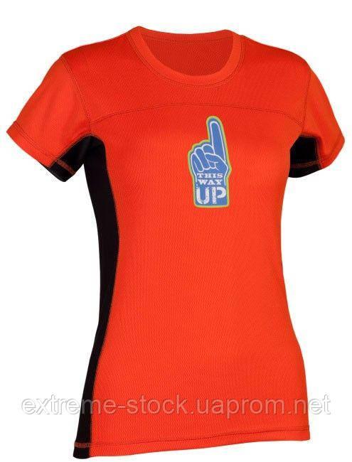 Футболка Milo Noko Lady orange L