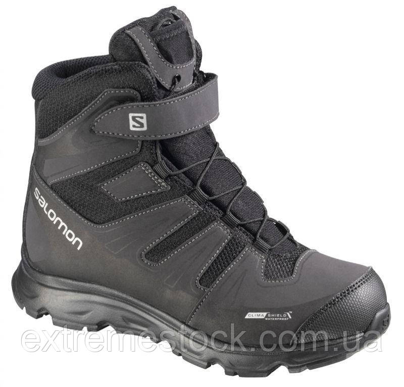 Ботинки Salomon synapse Trekking black 35
