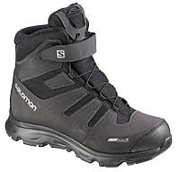 Ботинки Salomon synapse Trekking black 35, фото 1