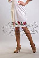 Бисерная заготовка юбка СЖ-002