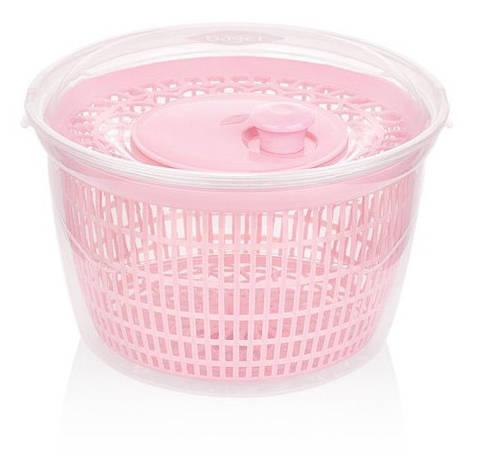 Сушка для зелені BAGER BG-365 B 4.5 л Рожевий (BG-365 P), фото 2