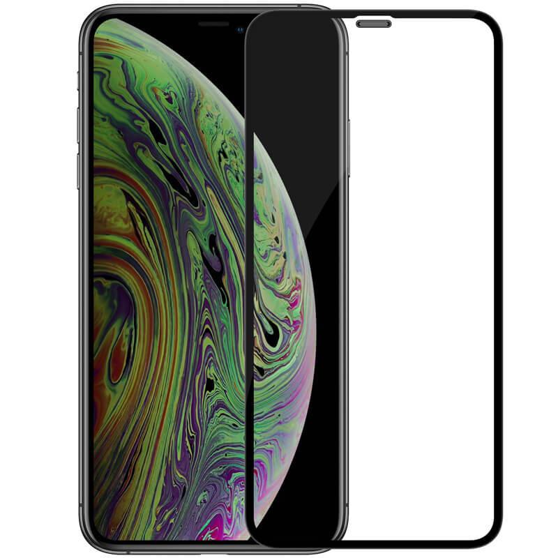 "Защитное стекло Nillkin (CP+ max 3D) для Apple iPhone 11 Pro (5.8"") / X (5.8"") / XS (5.8"") Черный"