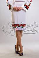 Бисерная заготовка юбка СЖ-003