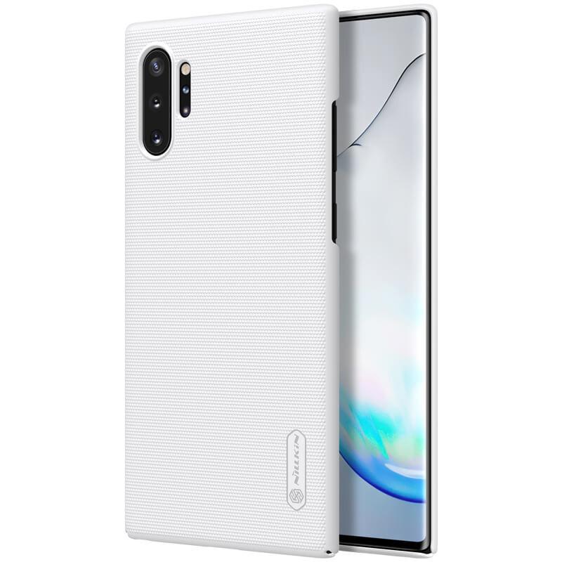 Чехол Nillkin Matte для Samsung Galaxy Note 10 Plus Белый