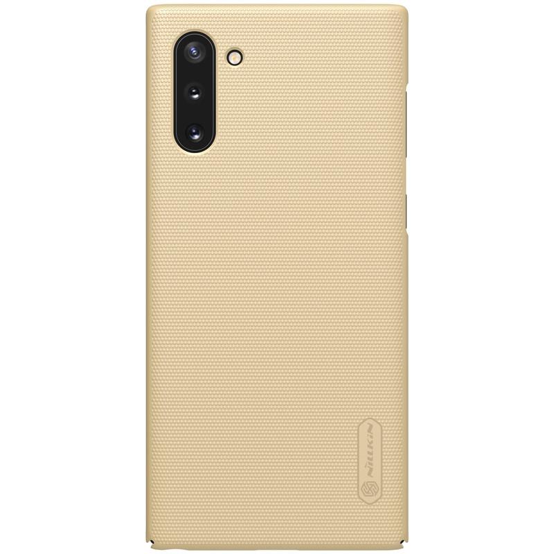 Чехол Nillkin Matte для Samsung Galaxy Note 10 Золотой