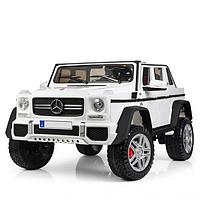 Электромобиль Джип для детей M 4000EBLR-1