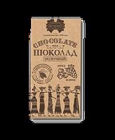 Шоколад Комунарка молочний 90г. в упаковці крафт