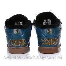 Кроссовки Osiris NYC 83 shr ind/black/gum 42