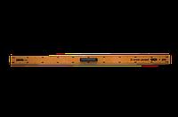 Линейка TEACHER для школьной доски 100 см, желтый, KIDS Line