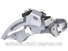 Передний переключатель Shimano Deore FD-M590 Top Swing, серебро