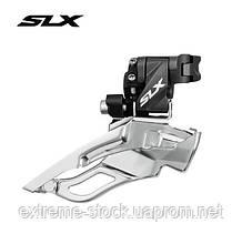 Передний переключатель Shimano SLX FD-M671 Down Swing, 3x10