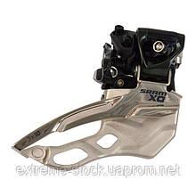 Передний переключатель Sram X0 High Clamp, 3x10, универсальная тяга