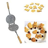 Форма для выпечки крекеров и детского печенья - 12 крекеров, фото 1