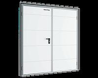 Двери двухстворчатые технологические DoorHan
