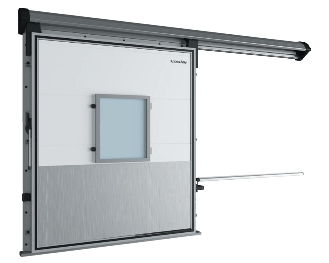 Дверь откатная для камер с регулируемой газовой средой DoorHan
