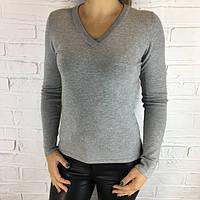 Джемпер женский 4249 серый