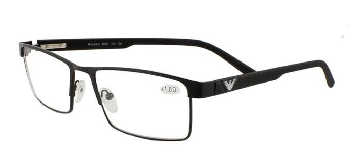 Готовые очки с линзами 029