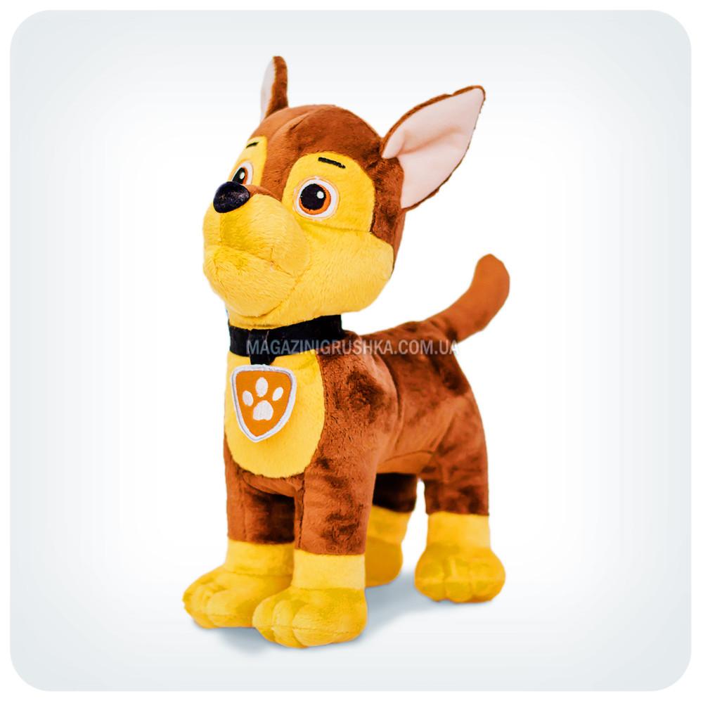 Мягкая игрушка «Щенячий патруль» - Чейз (Гонщик)