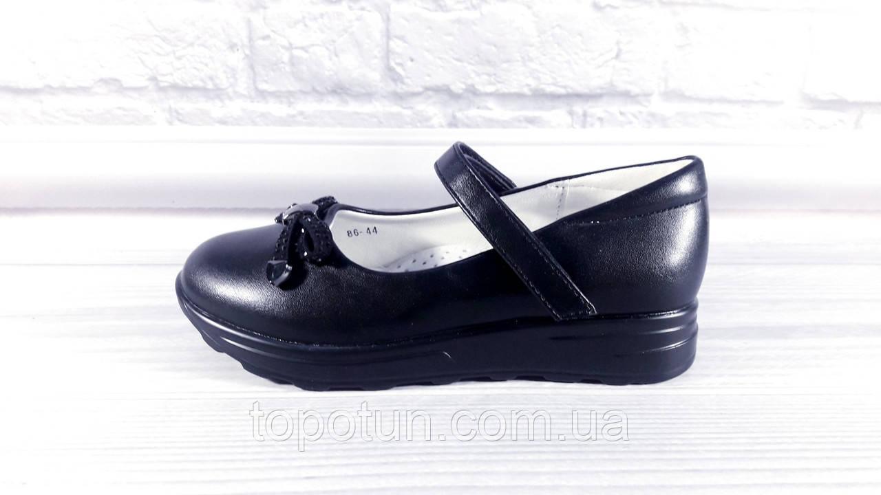 """Детские школьные туфли для девочки """"Yalike"""" Размер: 27,30"""