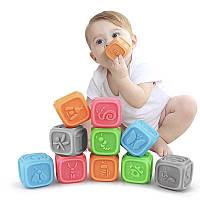 Силиконовые кубики Tumama, фото 1
