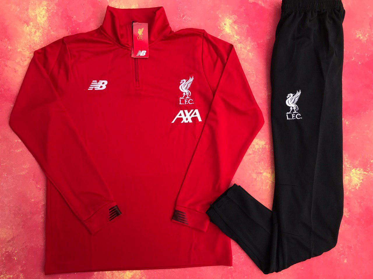 Спортивный (тренировочный) костюм New Balance FC Liverpool