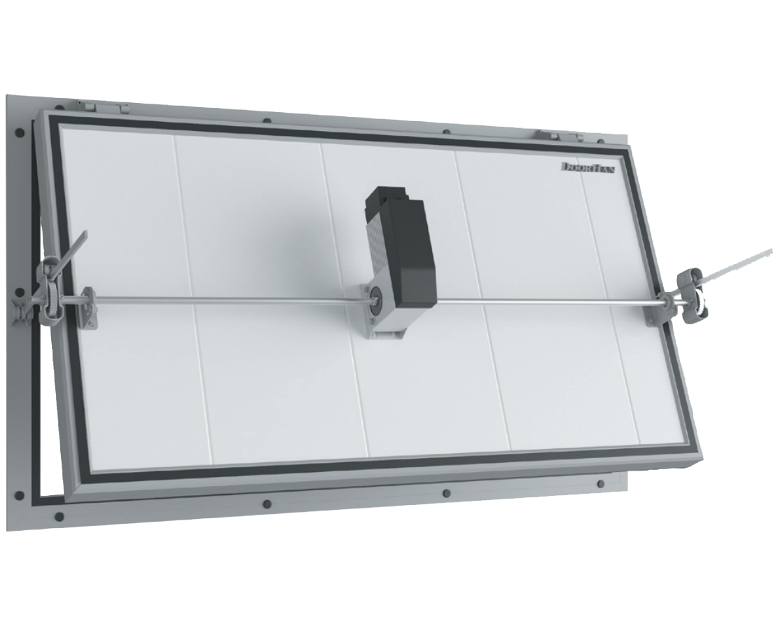 Вентиляционный клапан DoorHan для овощехранилищ