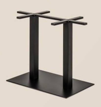 Опора для прямоугольного стола двойная С-50, фото 2