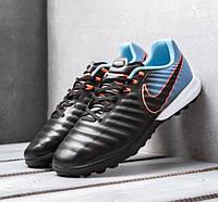 Сороконожки Nike Tiempo Х 1137(реплика), фото 1