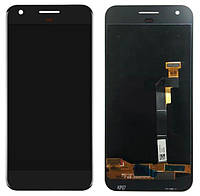 Дисплей (экран) для телефона Google Pixel + Touchscreen Original Black