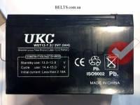 Гелевый аккумулятор UKC 100A 12В, батарея УКС 100 А