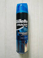 Гель для бритья Gillette Mach3 200 ml (Франция)