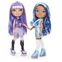 Игровой набор с куклой серии «Poopsie Rainbow Girls» – ФИОЛЕТОВАЯ ИЛИ ГОЛУБАЯ ЛЕДИ, фото 1