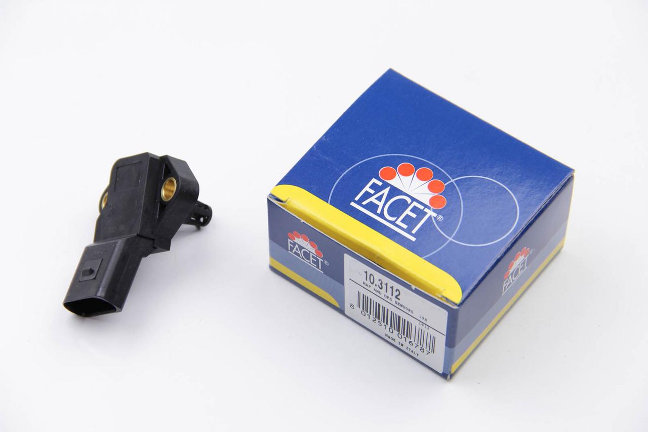 Датчик давления наддува (4 конт.) Audi A6 1.4/1.8/2.0 1996-