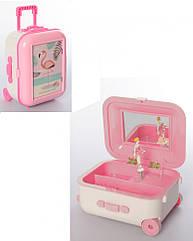 Шкатулка 999C-4(Pink) Роозовая фламинго