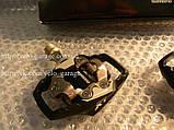 Контактные педали Shimano Deore XT  PD-M785 XC + шипы, фото 7