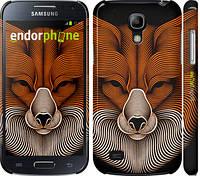"Чехол на Samsung Galaxy S4 mini Duos GT i9192 Лис ""2824c-63"""
