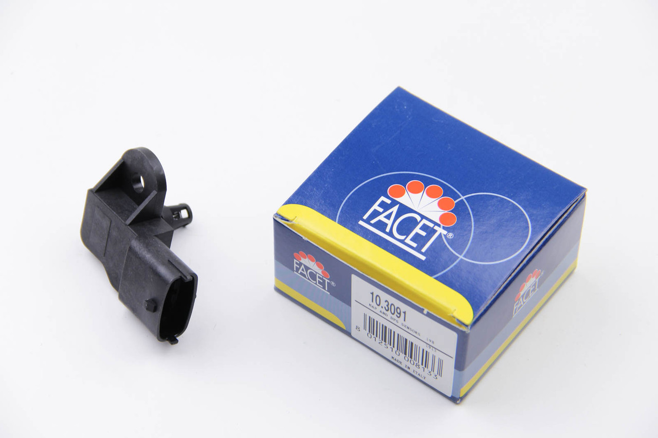 Датчик давления наддува (4 конт.) Fiat Qubo 0.9-1.6 1996-