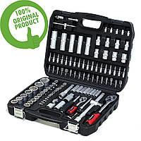 Набор инструментов 108 ед. 1/2'',1/4'' (6-гр.) (4-32 мм) Marshal MT-4108