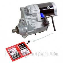 Стартер 12В, 5 кВт (SE501867/428000-3320/410-52400), JD8430/8530