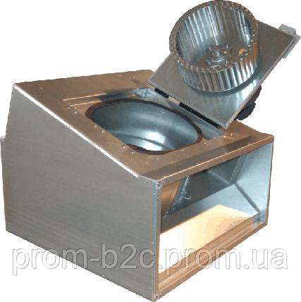 Кухонные центробежные вентиляторы ВРП-К - 355*4-4D, фото 2